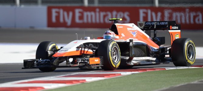Marussia no llegó a Abu Dabi debido a que un inversor clave se retiró a última hora