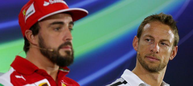 Jarno Trulli cree que Fernando Alonso sufrirá en 2015 junto a McLaren