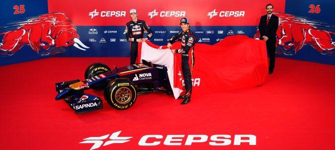Toro Rosso mostrará su STR10 el 31 de enero en el circuito de Jerez