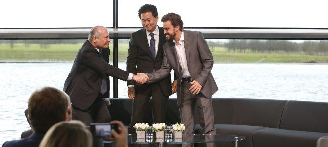 """Fernando Alonso reconoce que este año será """"complicado"""" ganar carreras con McLaren"""
