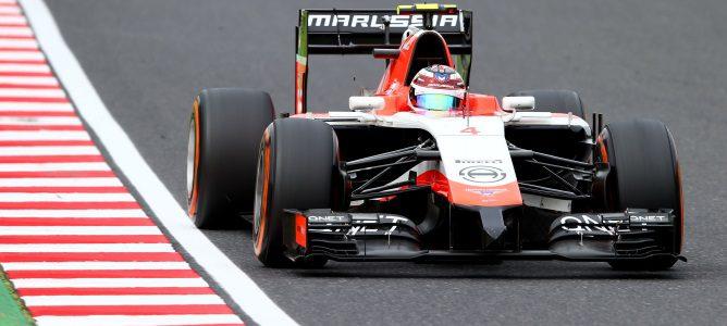 """Bernie Ecclestone: """"Marussia tiene una oportunidad de salvarse"""""""