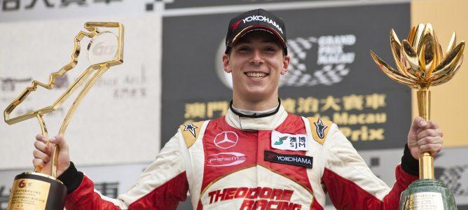 Williams ficha a Alex Lynn como piloto de desarrollo