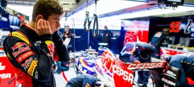 """Max Verstappen: """"Ha sido genial volver a trabajar de cara a la nueva temporada"""""""