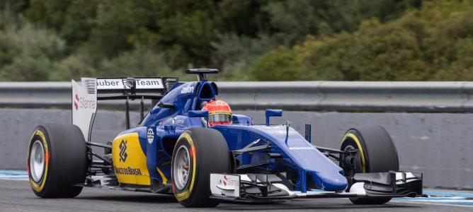 Felipe Nasr el más rápido en el tercer día de entrenamientos en Jerez