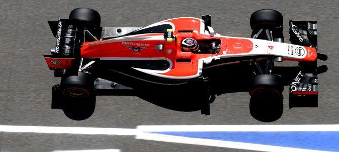 Los administradores de Marussia anuncian su intención de disputar la temporada 2015 de F1