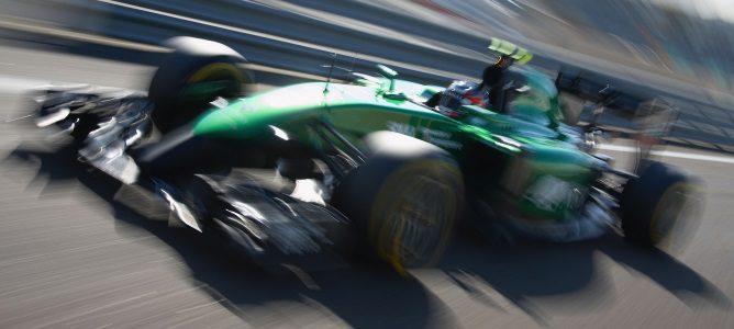 El regreso de Caterham a la F1 se complica debido a la subasta de varios de sus activos
