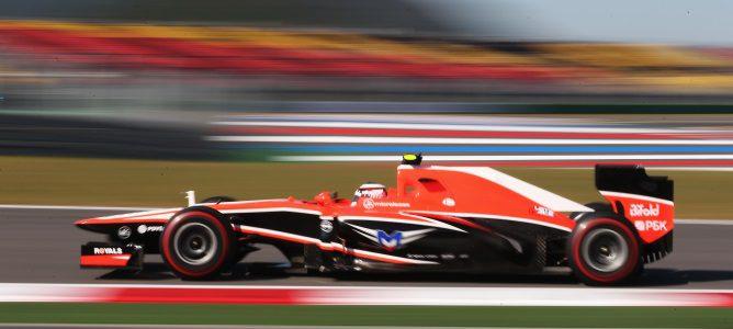 El Grupo de Estrategia rechaza la petición de Marussia de usar el coche de 2014 este año