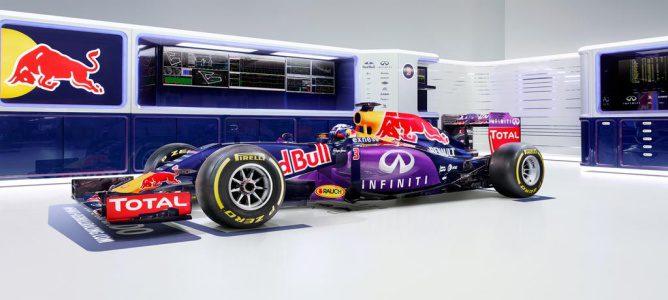 Hilo de RedBull Racing F1 Team