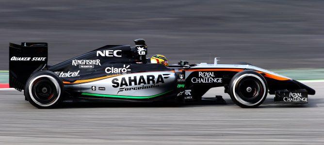 Mercedes pagó a Force India para que Pascal Wehrlein rodara en los test de Barcelona