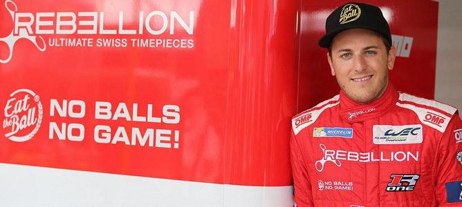 Fabio Leimer suena como segundo piloto de Manor
