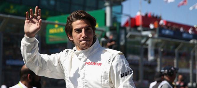 """Roberto Merhi: """"Manor confía mucho en mí """""""