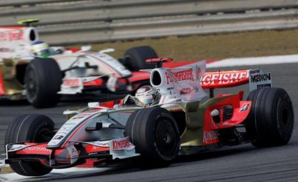 Acuerdo casi cerrado entre Force India y McLaren