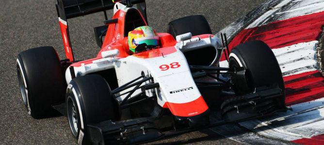 """Roberto Merhi entusiasmado ante el GP de Baréin 2015: """"La pista parece increíble"""""""
