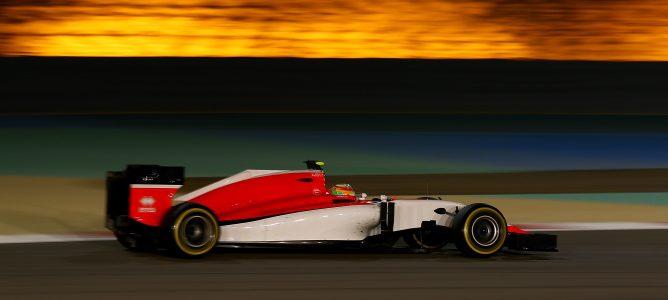 """Roberto Merhi: """"Hemos hecho buenos progresos a través de nuestro programa conjunto"""""""