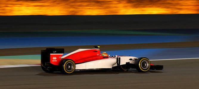 """Roberto Merhi saldrá 19º en Baréin: """"Estoy deseando que llegue la carrera"""""""