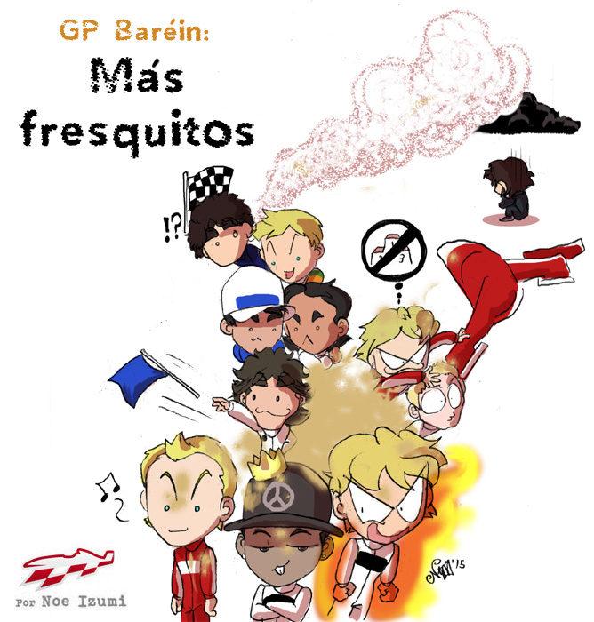 Los Chibis (164): Más fresquitos