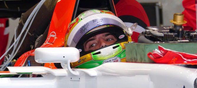 """John Booth: """"Roberto Merhi correrá en Barcelona y luego decidiremos lo mejor para él"""""""