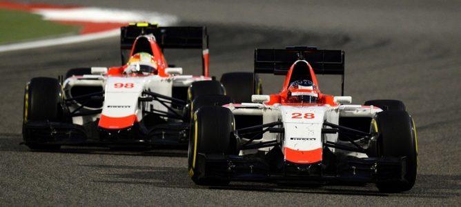 Will Stevens confía en mostrar su talento para triunfar en la F1