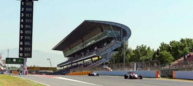 """Roberto Merhi: """"Ha sido genial correr en F1 delante de mi público, de mi gente"""""""