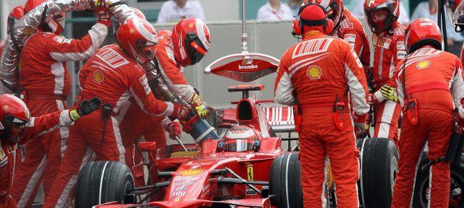El Grupo de Estrategia aprueba el regreso de los repostajes a la F1 en 2017