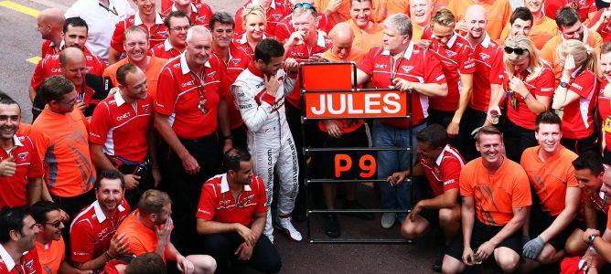 """John Booth recuerda especialmente a Jules Bianchi en Mónaco: """"Va a ser difícil"""""""