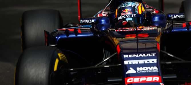 Carlos Sainz saldrá desde el pitlane en el Gran Premio de Mónaco