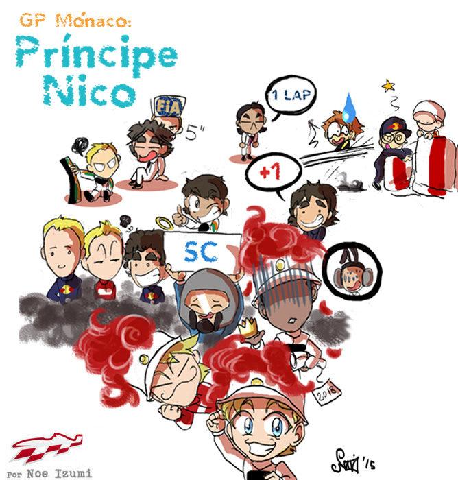 Los Chibis (166): Príncipe Nico
