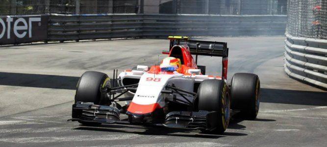 """Roberto Merhi: """"Estamos haciendo un buen progreso"""""""