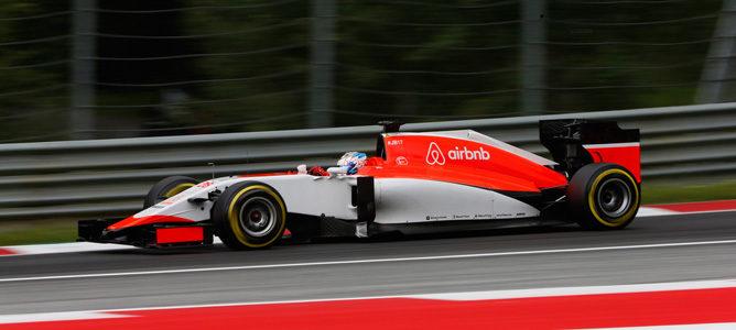Manor incorporará actualizaciones en su monoplaza en el GP de Gran Bretaña 2015