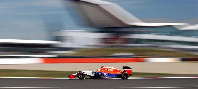 """Roberto Merhi: """"Todavía no estoy muy contento con el coche"""""""