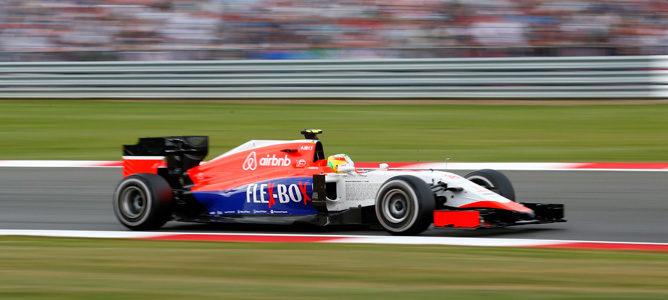 """Roberto Merhi: """"Estoy muy feliz de terminar la carrera de casa de Manor en la 12ª posición"""""""