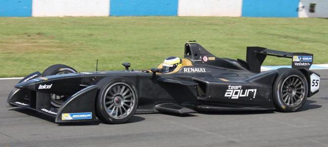"""Pedro de la Rosa tras su debut con un Fórmula E: """"La sensación de velocidad sigue ahí"""""""