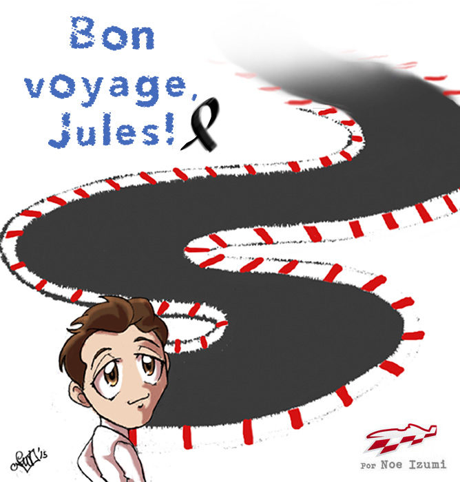 Los Chibis (170): Bon voyage, Jules!