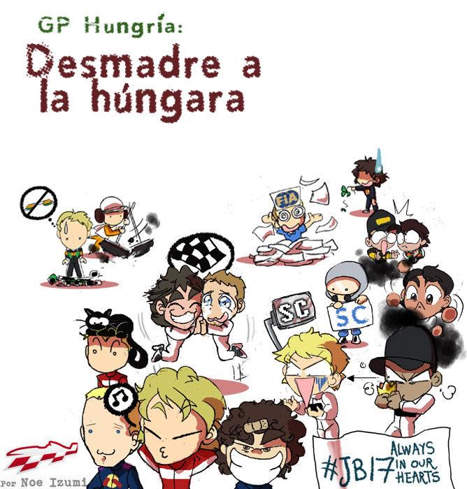 Los Chibis (171): Desmadre a la Húngara