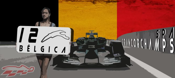 Previo del GP de Bélgica 2015