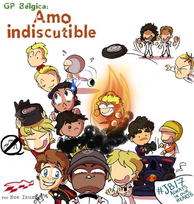 Los Chibis (173): Amo indiscutible