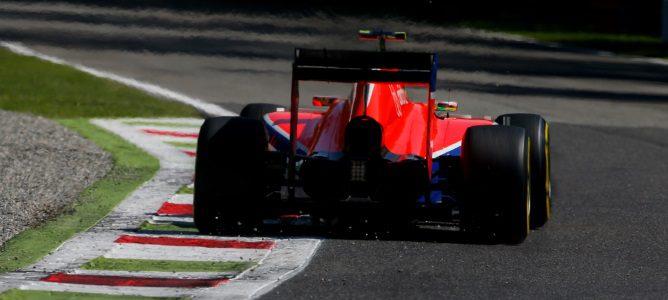 """Roberto Merhi: """"Estoy bastante contento con mi vuelta"""""""