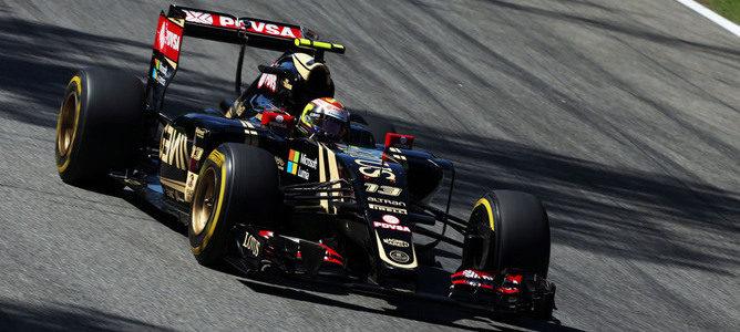 """Maldonado, sobre el GP de Singapur: """"La tracción y la hidratación son aspectos fundamentales"""""""