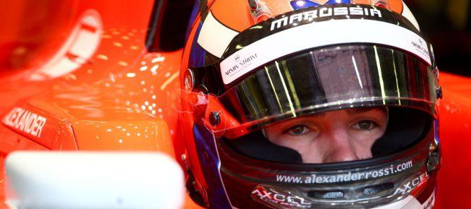 Alexander Rossi se convierte en piloto oficial del equipo Manor