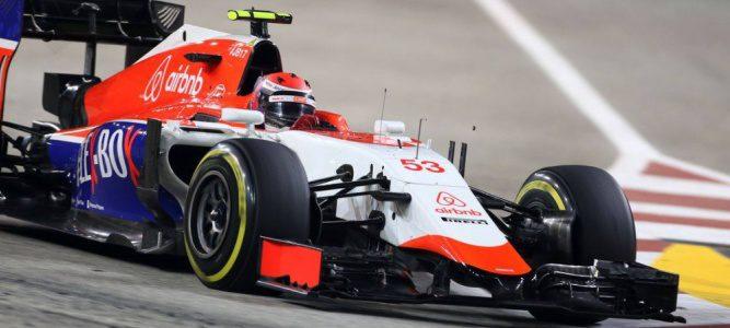 """Rossi: """"Ha sido una lástima que un pequeño error haya eclipsado un primer día muy positivo"""""""