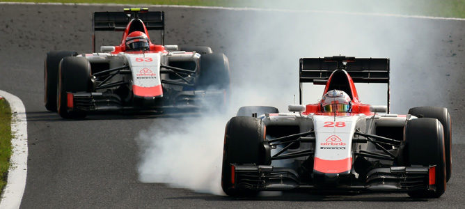 """Alexander Rossi acaba por delante de Stevens: """"Estoy muy contento con el resultado"""""""
