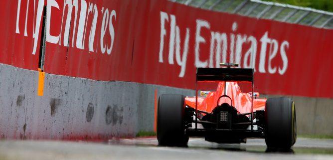 Confirmado: El equipo Manor rodará con motor Mercedes a partir de 2016