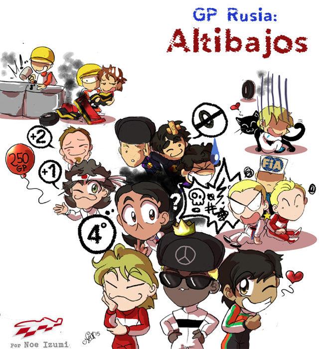 Los Chibis (178): Altibajos