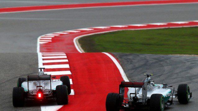 """Lewis Hamilton, sobre su toque con Rosberg: """"No lo hice intencionadamente y no fui agresivo"""""""