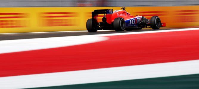 """Alexander Rossi: """"Me siento bastante cómodo con el coche"""""""