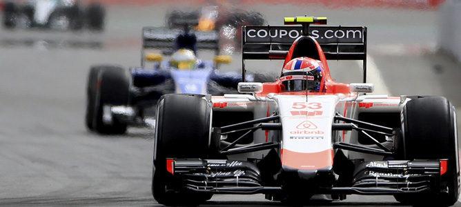 """Alexander Rossi: """"Estoy contento con la posición en la que voy a empezar la carrera"""""""