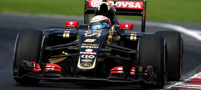 """Romain Grosjean: """"Sumar puntos es bueno, aunque sólo haya sido uno"""""""