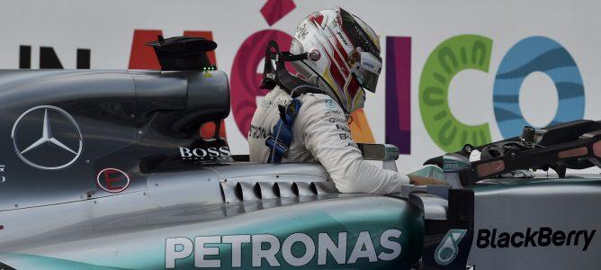 """Lewis Hamilton: """"Si gano en Brasil será en honor a Ayrton Senna"""""""