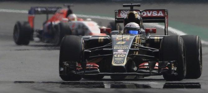 Lotus sigue confiando en que un acuerdo con Renault para 2016 es posible