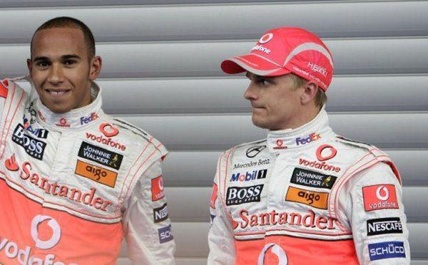 El chiste de la jornada: Kovalainen quiere superar a Hamilton